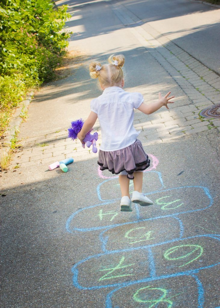 Developing Your Toddler's Number Sense